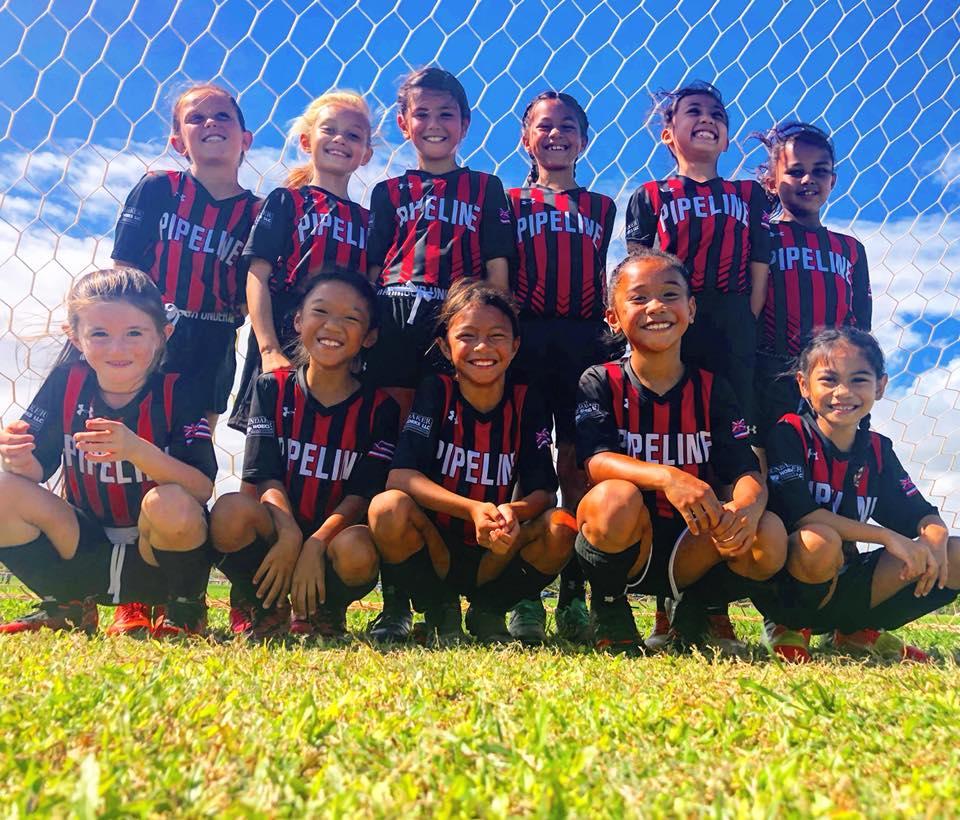 Hawaii Soccer Academy, Oahu youth soccer, club soccer, Oahu soccer league